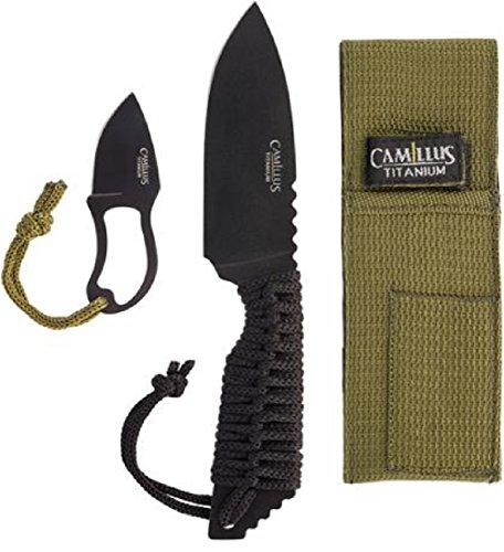 Camillustac-2 Fixed Blade Knife Plus Stinger Knife