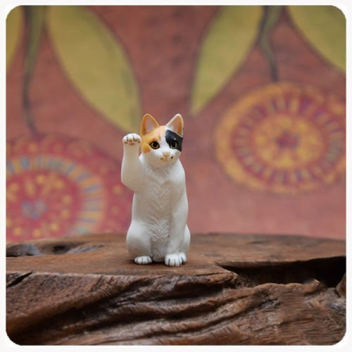 New Cute Lucky plutus cat toys Decoration Gift for children collectible model