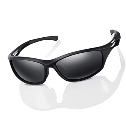 2d3b0b65e8e Image Unavailable. Image not available for. Color  Tr601 Polarized Sports  Sunglasses ...