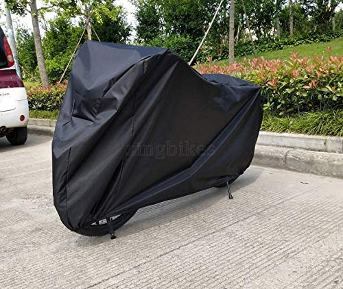 ycle Cover For Honda Silverwing 600 Scooter VLX Motorcycle ()