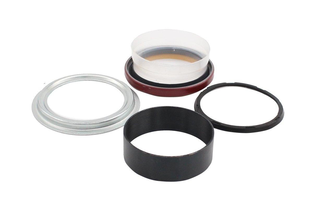 New Front Main Crankshaft Oil Seal & Wear Sleeve For Dodge Ram 2500 Ram 3500 D250 D350 W350 Cummins 5.9L 1989-2016 3802820 MOTOKU