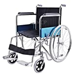 MCP Jindal Folding Steel Wheelchair