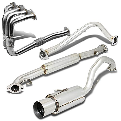 Eclipse Exhaust Manifold (Mit Eclipse/Eagle Talon 4.5