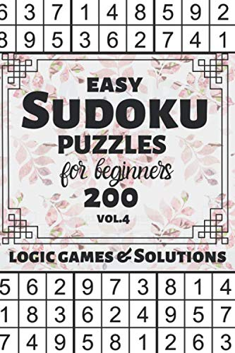 Halloween Crossword Puzzle Answers (Easy Sudoku Puzzles for Beginners: 200 Easy Sudoku Logic Games and Solutions for Kids and Learners. Large Print Multiple Grids (Series Vol 4) : Halloween, Thanksgiving and Christmas)