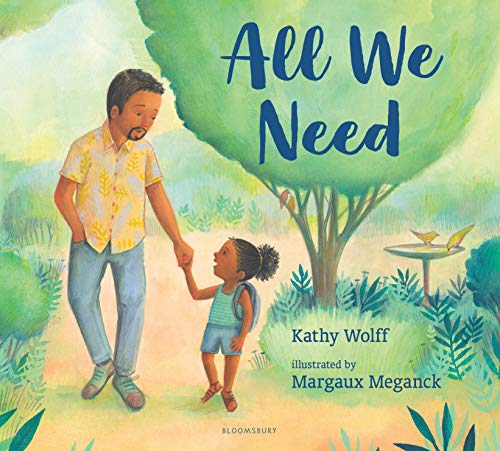 Book Cover: All We Need