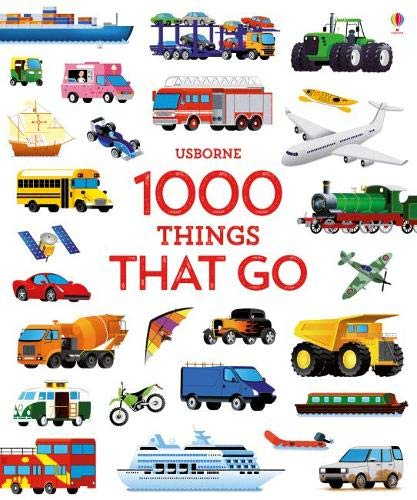 1000 thing that go - 1