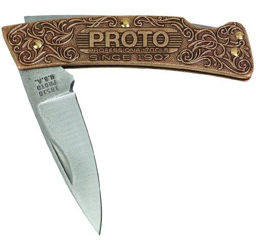 Proto - Commemorative Lockback Knife (J18510)