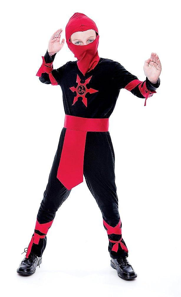 Paper Magic Group Ninja Assassin Costume