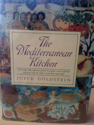 The Mediterranean Kitchen by William Morrow Cookbooks