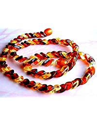 Natural Baltic Amber Necklace / Healing Amber Necklace / Certified Baltic Amber