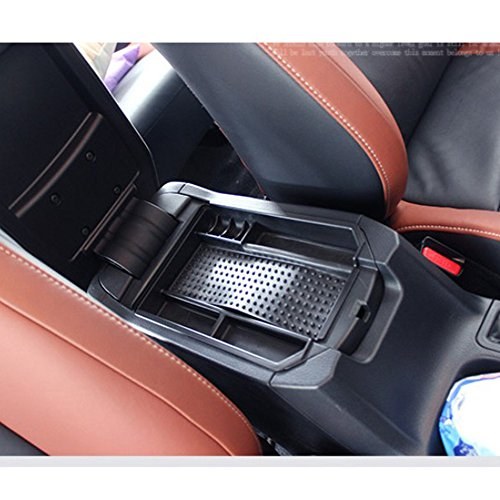 Engineering Plastic Armrest Storage Partition Box for Toyota RAV4 All Type