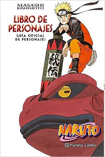 Naruto Guía nº 03 Libro de personajes: Guía oficial de ...