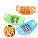 LILACORP Stainless steel hand pressure potatoes cutters kitchen multi - functional vegetable dish potatoes cut tools