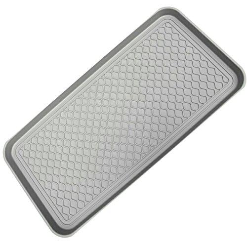 grey boot tray