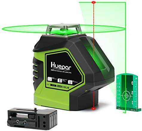 Huepar Self Leveling 360 Degree Horizontal 621CG product image