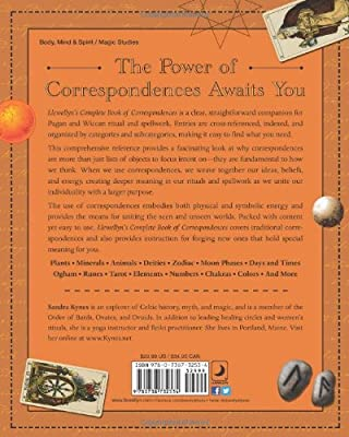 Llewellyn's Complete Book of Correspondences: A