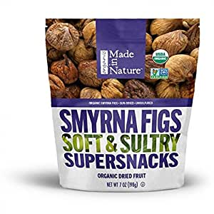 Made In Nature Organic Smyrna Figs, 7 Oz