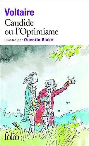 Candide Ou Loptimisme Amazon Voltaire Books