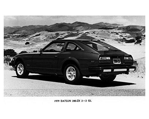 1979 Datsun 280ZX 2+2 GL Automobile Photo Poster
