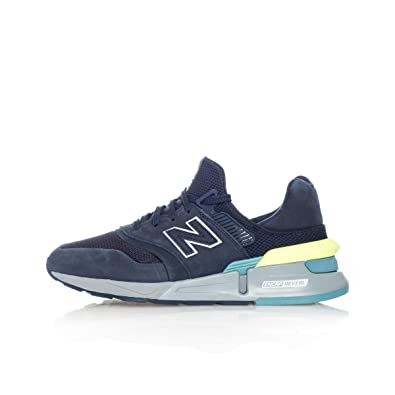 revendeur 1c00d c7f01 New Balance Homme 997 Baskets DE Style MS997HF: Amazon.fr ...