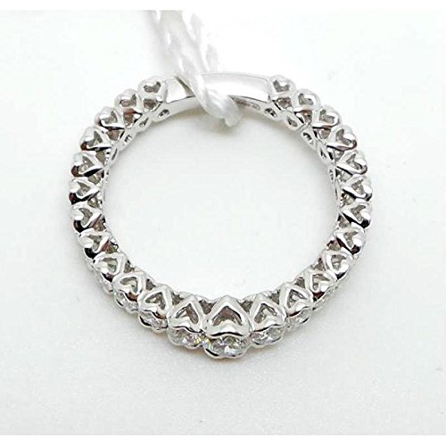 Bague Femme Alliance _ Eternity or diamant