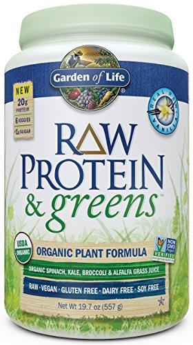 Garden Life Organic Greens Protein