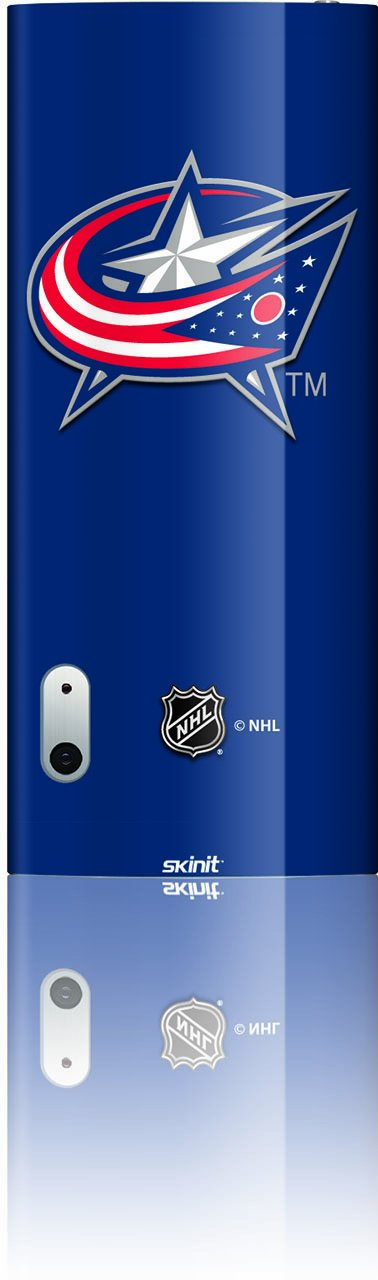 Skinit Protective Skin Fits iPod Nano 5G (NHL COLUMBUS BLUE JACKETS) SkinIt Wireless Contract SKNNHLCOB05IPDN5G
