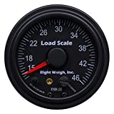 510-46-B Interior Analog Onboard Load Scale - for