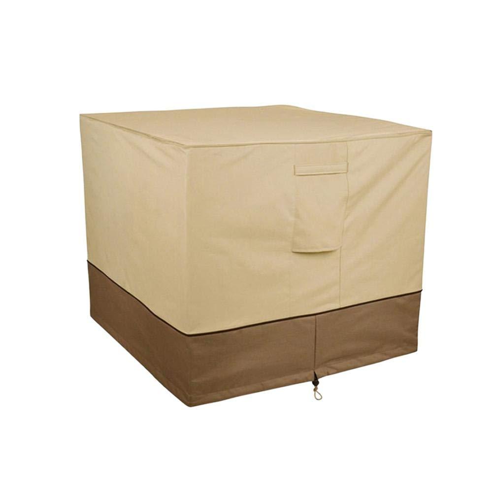 COREYCHEN Air Conditioner Cover Dustproof Rain Cover Grill Cover Outdoor Square by CORESUFUY