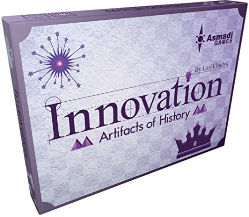 Innovation: Artifacts of History Third Edition