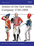 img - for Armies of the East India Company 1750-1850 (Men-at-Arms) book / textbook / text book