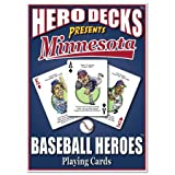 Hero Decks - Minnesota Twins - Playing Cards