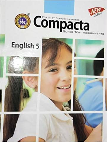 Amazon in: Buy BBC COMPACTA ENGLISH CLASS 5 BASIC Book Online at Low