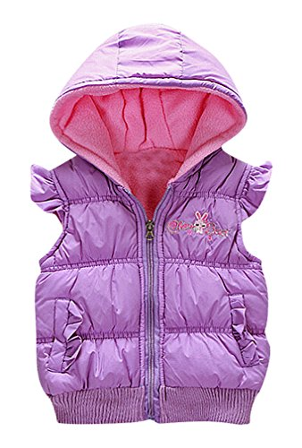 pupik-girls-pink-violet-ruffled-zipped-quilted-fleece-lined-hood-puffer-vest-lavender-3t