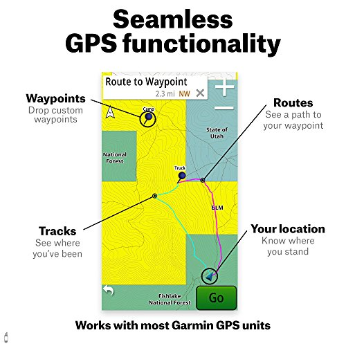 onXmaps HUNT Iowa: Digital Hunting Map For Garmin GPS + Premium Membership For Smartphone and Computer - Color Coded Land Ownership - 24k Topo - Hunting Specific Data by onXmaps (Image #3)