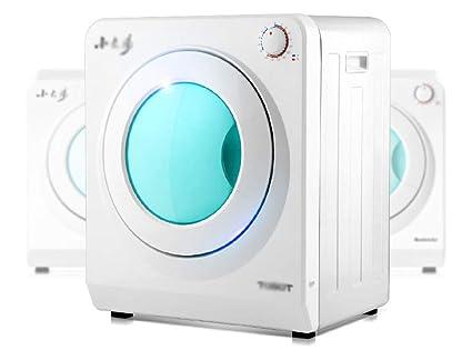 LQYSHOP El Tambor rotatorio del botón del hogar vira la Temperatura Ajustable de la Secadora de
