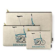 Society6 Brompton Bike Carry-All Pouch