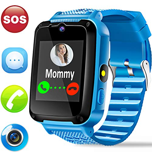 Kids Smart Watch Phone - Kids Smartwatch for 3-14 Year Girls Boys Toddler with 1.54