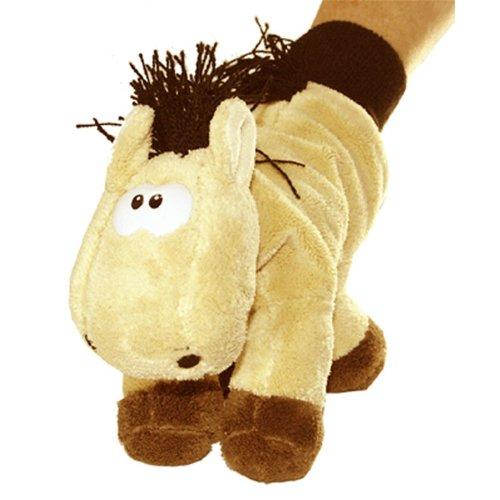 Intrepid International - Charlie Horse Plush Hand Puppet (Horse Hand Puppet)