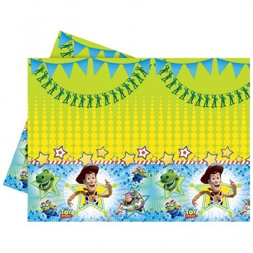 Disney Pixar Toy Story 3: Table Cover by - Downtown Stores Disney
