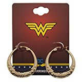 Wonder Woman Earrings Superhero Gift for Girls - Wonder Woman Jewelry Wonder Woman Gift for Girls - Wonder Woman Accessories