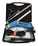 Electric Hot Knife Foam Cutter Tool with Blades & Accessories 250W, 10'' Straight Blades