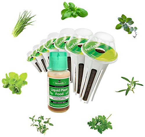 AeroGarden Assorted Italian Herb Seed Pod Kit