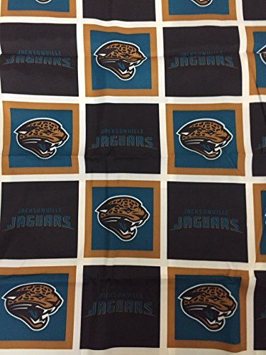 - The Northwest Company Jacksonville Jaguars Fabric Shower Curtain