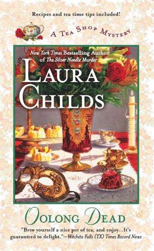 A Tea Shop Mystery Book Series
