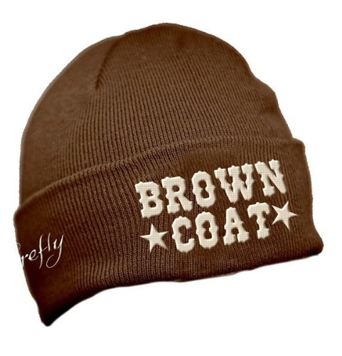 Firefly Browncoat Knit Hat