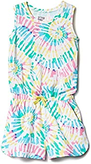 Amazon Brand - Spotted Zebra Girls' Toddler & Kids 2-Pack Knit Sleeveless Tank