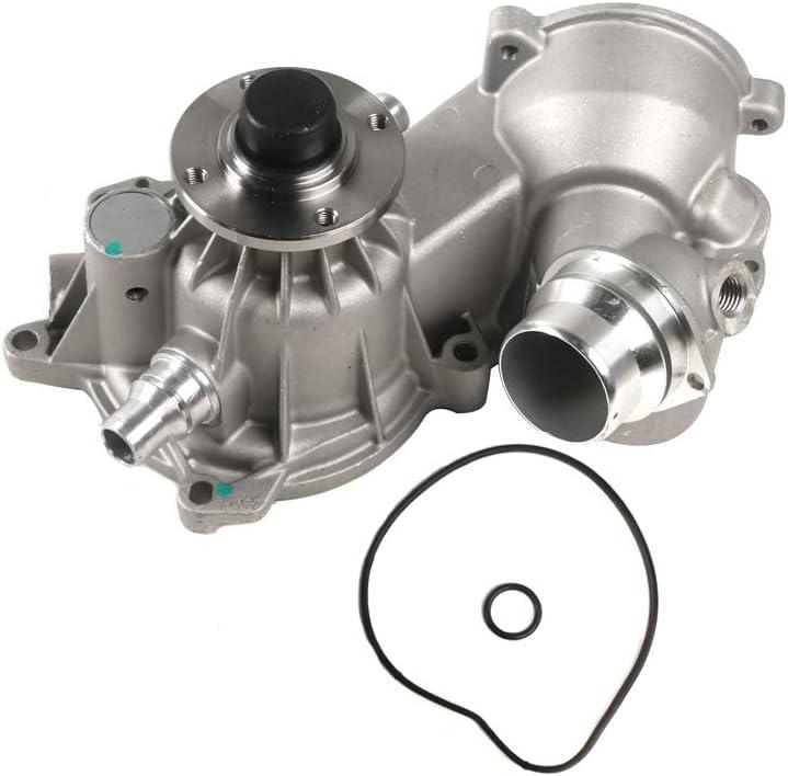 MOCA 115-1120 Engine Water Pump Kit for 00 BMW 550i, 06-10 BMW 650Ci & 650i, 06-09 BMW 750Li & 750i, 07-10 BMW X5 4.8L