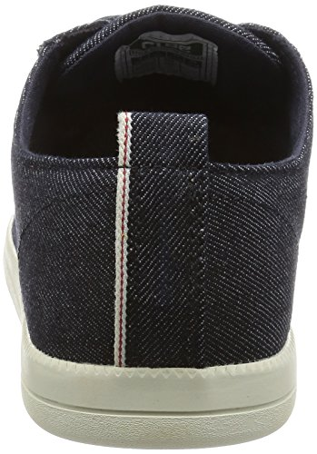 Clae Ellington Textile Deep Navy Selvedge Denim CLA01275