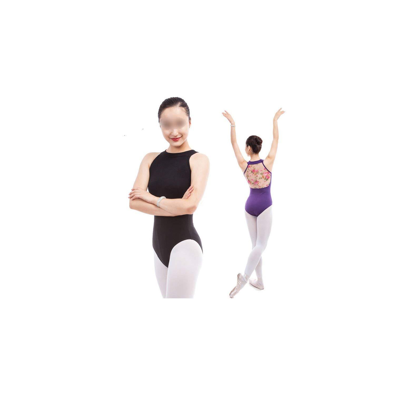 girls ballet Leotard dance costumes for women gymnastics leotards adult ballerina clothes,Black,XXL by Comfort-Place ballet dresses